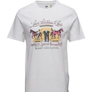 LEVI´S Men Graphic Setin Neck 2h Vintage lyhythihainen t-paita