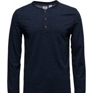 LEVI´S Men Ls Bryant Henley 2 Saturated I pitkähihainen t-paita