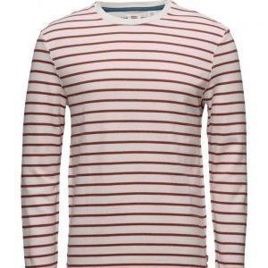LEVI´S Men Ls Mission Tee Quarter Stripe pitkähihainen t-paita