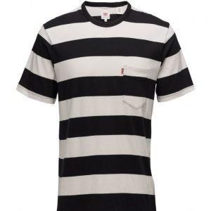 LEVI´S Men Ss Sunset Pocket Tee Stripe Ca lyhythihainen t-paita