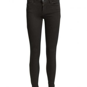LEVI´S Women Innovation Super Skinny Black skinny farkut