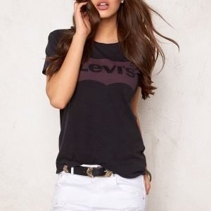 LEVI'S The Perfect Tee 0226 Black Graphic