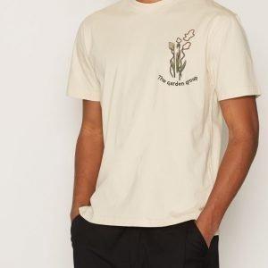 L'Homme Rouge Member T-shirt T-paita Yellow