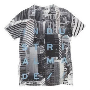 LIMITED T-paita Carl Kuvioitu