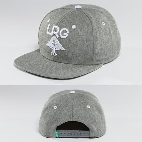 LRG Snapback Lippis Harmaa