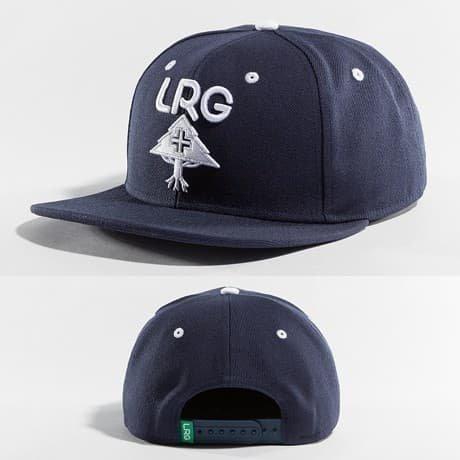 LRG Snapback Lippis Sininen