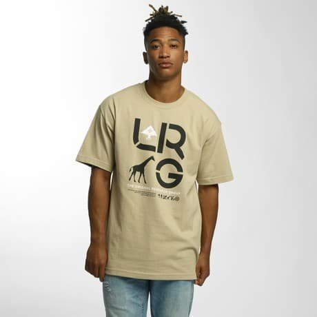 LRG T-paita Beige
