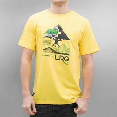 LRG T-paita Keltainen