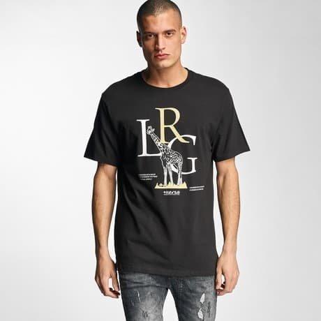 LRG T-paita Musta