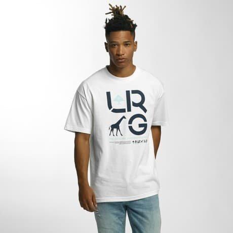 LRG T-paita Valkoinen