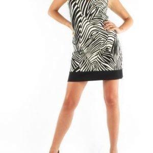 LUCY PARIS klänning Zebra M-L