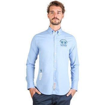 La Martina HMC315PP03 pitkähihainen paitapusero