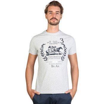 La Martina HMR008JS23 lyhythihainen t-paita