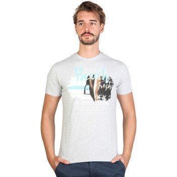 La Martina HMR012JS23 lyhythihainen t-paita