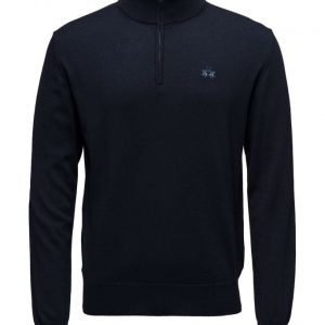 La Martina La Martina-Man Half Zip Sweat. Wool/Co G