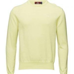 La Martina Man Crew Neck Sweater pyöreäaukkoinen neule