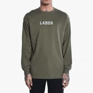 Labor Long Sleeve Tee