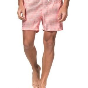 Lacoste Badshorts UP9 Sandalwood / White