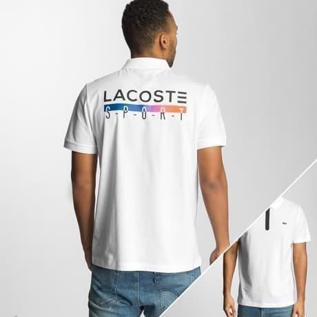 Lacoste Classic Pikeepaita Valkoinen