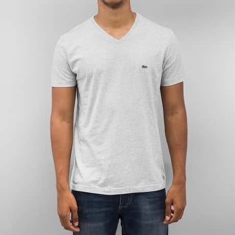 Lacoste Classic T-paita Harmaa