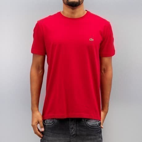 Lacoste Classic T-paita Punainen
