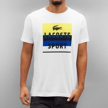 Lacoste Classic T-paita Valkoinen