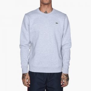 Lacoste Crewneck Fleece Tennis Sweatshirt