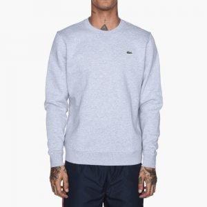 Lacoste Crewneck Fleece Tennis Sweatshirt