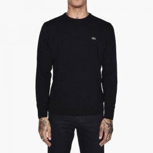 Lacoste Knitted Crewneck