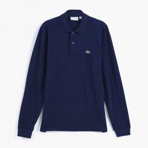 Lacoste Long-Sleeve Classic Pique Polo