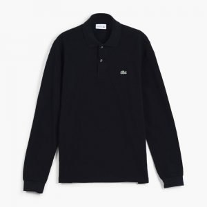 Lacoste Long-Sleeve Classic Pique Polo