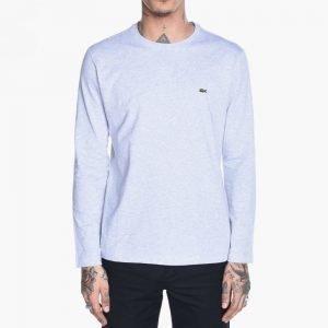 Lacoste Long Sleeve Crewneck T-Shirt