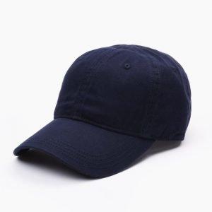 Lacoste Plain Baseball Cap