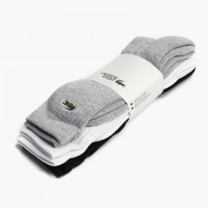 Lacoste Sport Tennis 3 Pack Of Socks