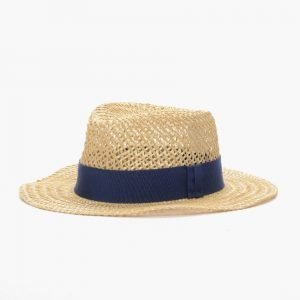 Larose Paris Straw Fedora