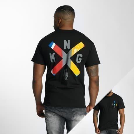 Last Kings T-paita Musta