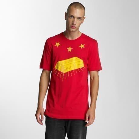 Last Kings T-paita Punainen