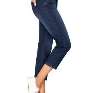 Laura Kent 7/8 Farkut Dark Blue Denim