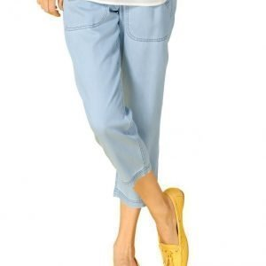 Laura Kent 7/8 Farkut Light Blue Denim