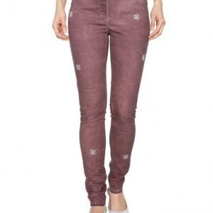 Laura Kent Farkkuleggingsit Berry