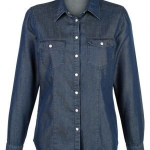 Laura Kent Farkkupaita Dark Blue Denim