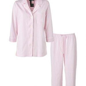 Lauren By Ralph Lauren Classic Notch Carissa Pyjama