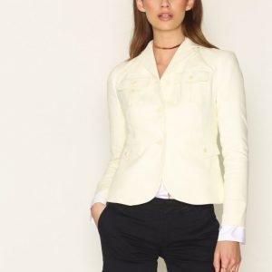 Lauren Ralph Lauren Adephagia Jacket Jakku Milk
