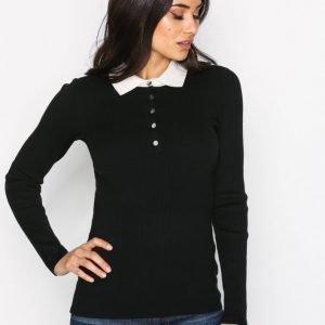 Lauren Ralph Lauren Elvira Sweater Neulepusero Black