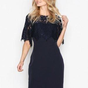 Lauren Ralph Lauren Galinda Day Dress Loose Fit Mekko Navy