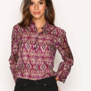 Lauren Ralph Lauren Gwenno 3 / 4 Sleeve Shirt Kauluspaita Multi