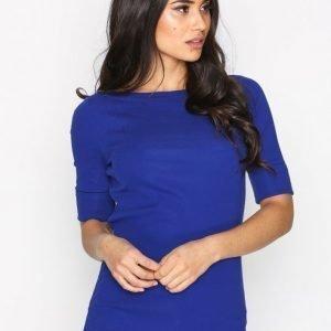 Lauren Ralph Lauren Judy Top T-Paita Blue
