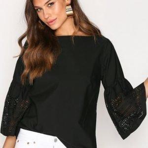 Lauren Ralph Lauren Kadelyn Shirt Arkipaita Black