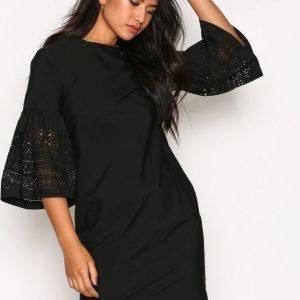 Lauren Ralph Lauren Kadijah Casual Dress Loose Fit Mekko Black