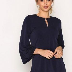 Lauren Ralph Lauren Kasee 3 / 4 Sleeve Knit Tunika Navy